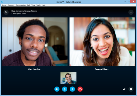 Skype Desktop Client For Mac And Windows Updated, Brings New UI, Dynamic Messaging And More