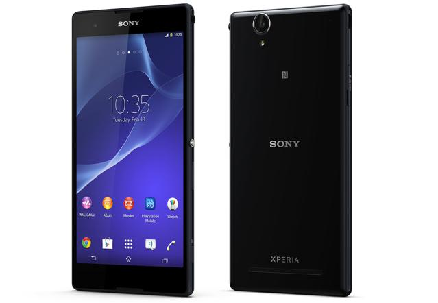 Sony Xperia T2 Ultra And Xperia E1 Officially Announced