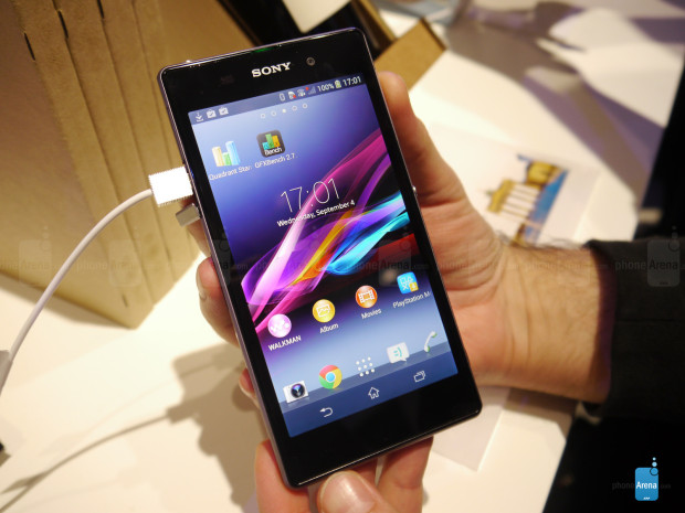Sony Xperia Z1 is the best Android 2013 7