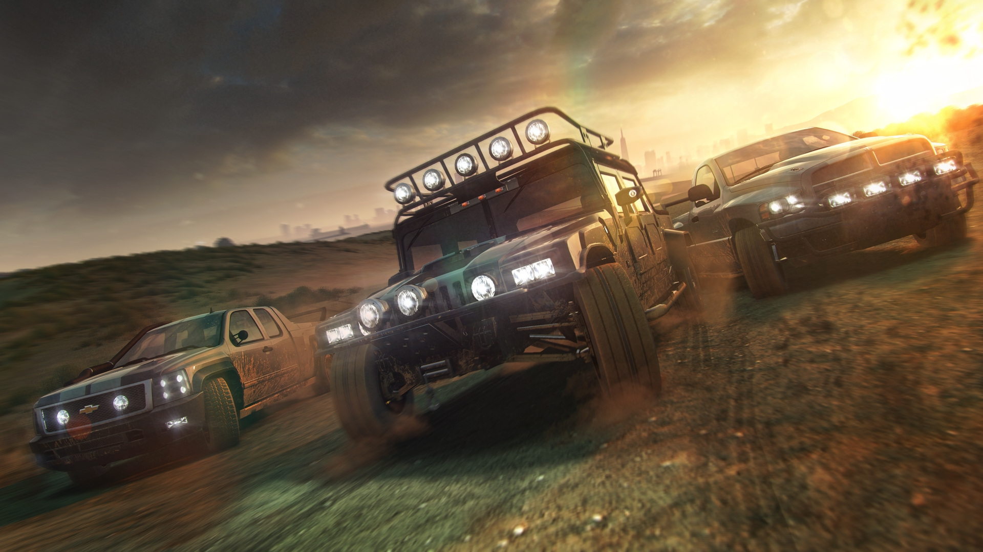 The Crew Minimum Hardware Requirements For PC Confirmed