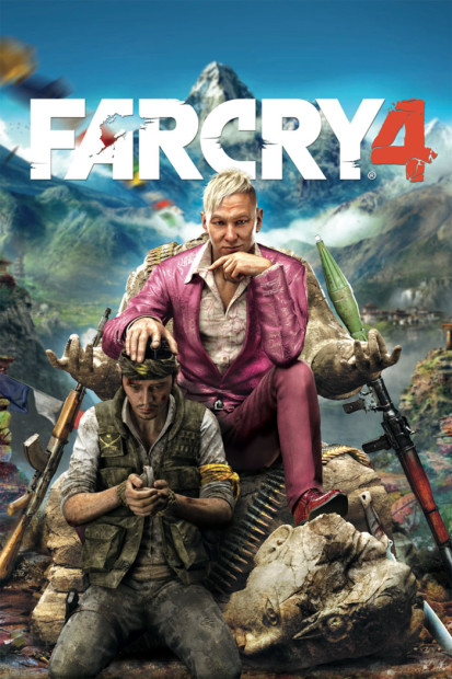 Ubisoft To Release Far Cry 4 on November 18